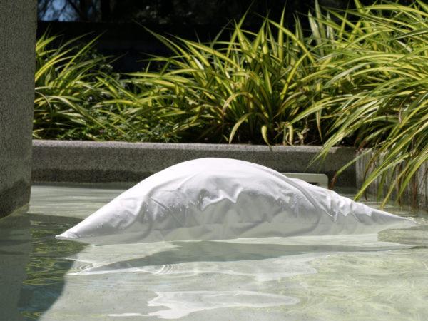 wasserfeste flüssigkeitsresistente dreieckige majimo Schutzbezüge für Lagerungskissen